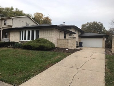 4150 Cedarwood Lane, Matteson, IL 60443 - #: 10558562