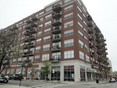 6 S Laflin Street UNIT 812S, Chicago, IL 60607 - #: 10558793