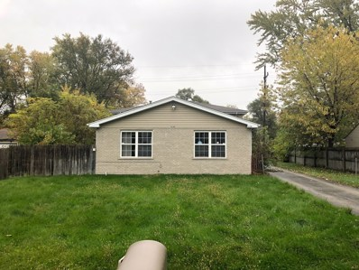 16109 Sawyer Avenue, Markham, IL 60428 - #: 10561923