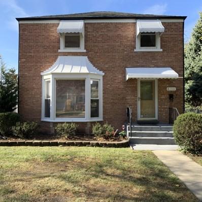 4158 N Plainfield Avenue, Chicago, IL 60634 - #: 10570341