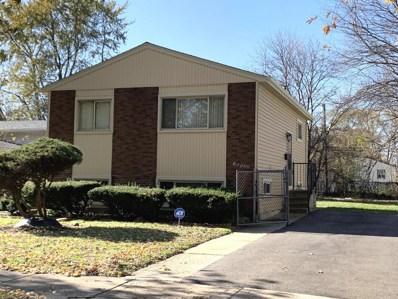 16534 Hermitage Avenue, Markham, IL 60428 - #: 10571204