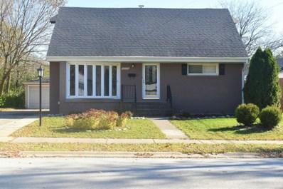 18551 Stedhall Road, Homewood, IL 60430 - #: 10572406