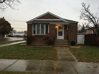 5658 S Neva Avenue, Chicago, IL 60638 - #: 10579106