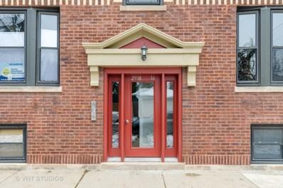 2916 W Berteau Avenue UNIT 2, Chicago, IL 60618 - #: 10581087