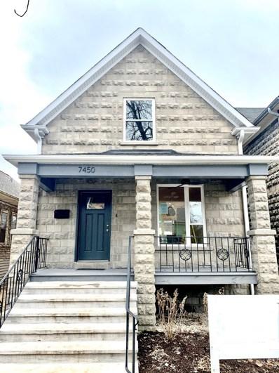 7450 Warren Street, Forest Park, IL 60130 - #: 10583400