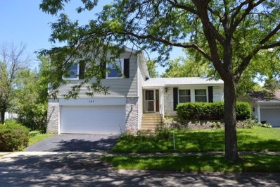 107 Edgewood Court, Rolling Meadows, IL 60008 - #: 10584817