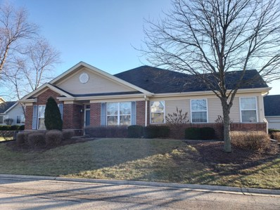21253 W Crimson Court, Plainfield, IL 60544 - #: 10586490