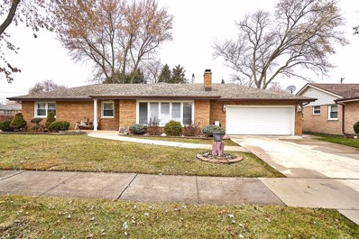 6872 W 115th Place, Worth, IL 60482 - #: 10590357