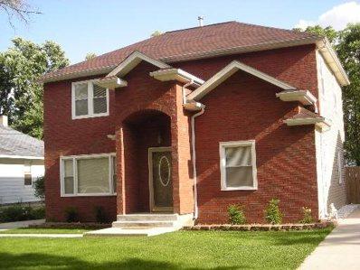 1469 Burr Oak Road, Homewood, IL 60430 - #: 10590405