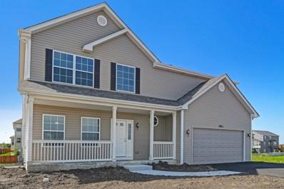 1643 Kathleen Road, New Lenox, IL 60451 - #: 10596613