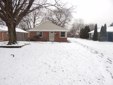 5022 Elm Circle Drive, Oak Lawn, IL 60453 - #: 10608526