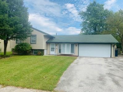 827 Purdue Lane, Matteson, IL 60443 - #: 10608915