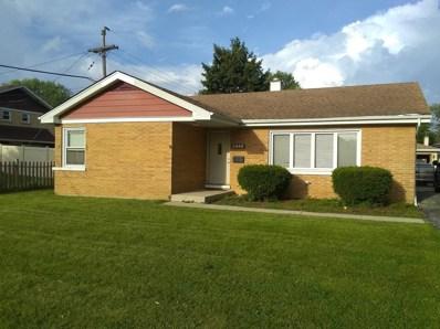 9711 Menard Avenue, Oak Lawn, IL 60453 - #: 10609311