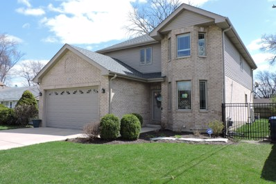 4969 Paxton Road, Oak Lawn, IL 60453 - #: 10612237