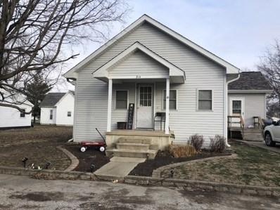 214 S Poplar Street, Arthur, IL 61911 - #: 10614952
