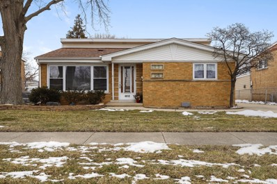 4012 W 106th Place, Oak Lawn, IL 60453 - #: 10623859