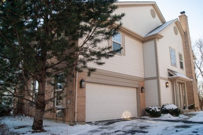 2156 Yale Circle, Hoffman Estates, IL 60192 - #: 10640089