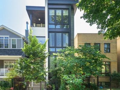 3339 N Leavitt Street, Chicago, IL 60618 - #: 10645870