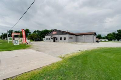 917 E Cemetery Avenue, Chenoa, IL 61726 - #: 10802272