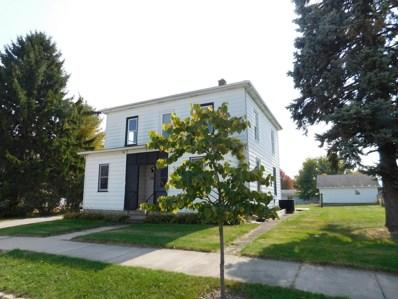 305 E Comanche Avenue E, Shabbona, IL 60550 - #: 10901881