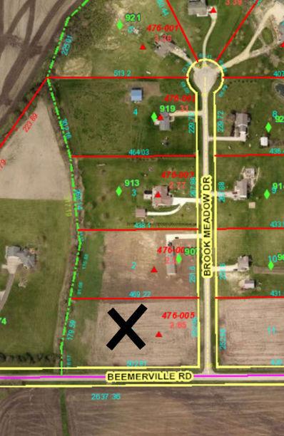 903 Brook Meadow Drive, Compton, IL 61318 - #: 11022151