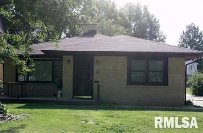 305 N Ward, Macomb, IL 61455 - #: 1166799