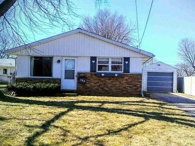 123 S Chestnut, Tremont, IL 61568 - #: 1192026