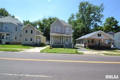 1113 N Sheridan, Peoria, IL 61606 - #: 1196174