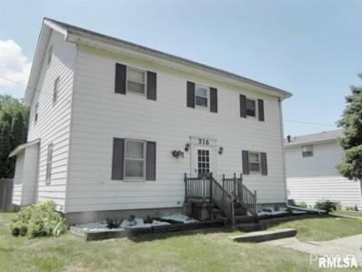 316 E South, Tremont, IL 61568 - #: 1196565