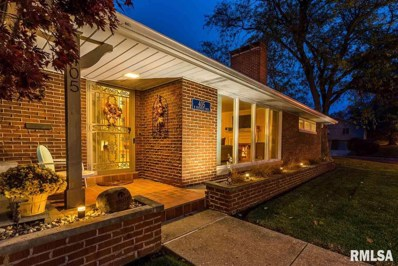 405 W Westwood, Peoria, IL 61614 - #: 1198353