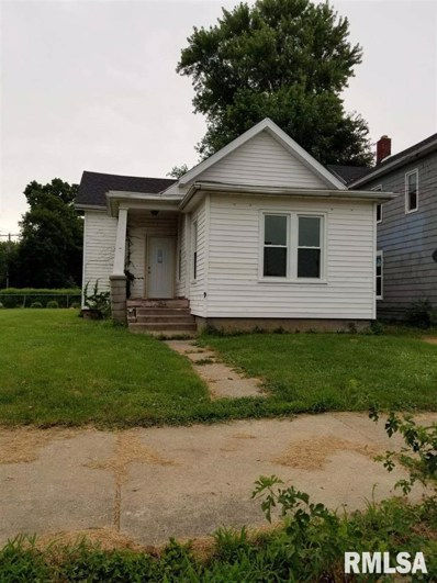 719 W Russell, Peoria, IL 61606 - #: 1198825