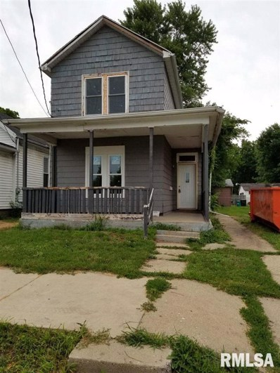 717 W Russell, Peoria, IL 61606 - #: 1198843