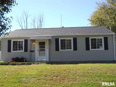 404 Grant, Marquette Heights, IL 61554 - #: 1199213