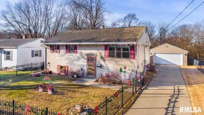 1705 Memorial, Pekin, IL 61554 - #: 1200352