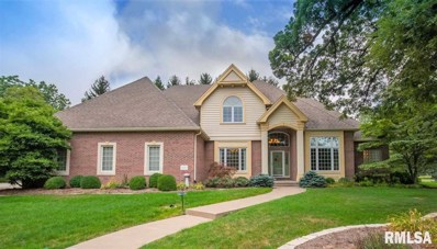 10707 N Grand Oak Court, Peoria, IL 61615 - #: 1202499