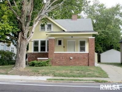 613 W McClure Avenue, Peoria, IL 61604 - #: 1205161