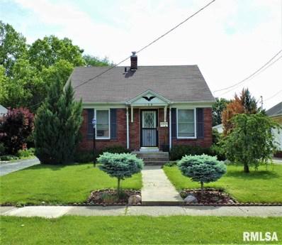 129 Highland Avenue, Galesburg, IL 61401 - #: 1206369