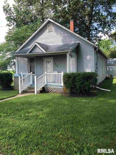 313 S Main Street, Stonington, IL 62567 - #: 1207528