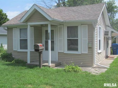 1128 54TH Street, Moline, IL 61265 - #: 1209064