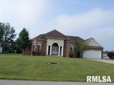 6455 Birchwood Lane, Decatur, IL 62521 - #: 1209436