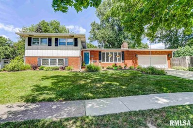 1943 Brentwood Drive, Springfield, IL 62704 - #: 1210457