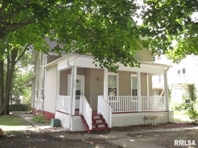 540 N Cedar Street, Galesburg, IL 61401 - #: 1210785