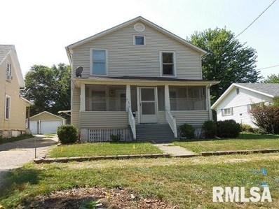 516 Monroe Street, Galesburg, IL 61401 - #: 1211132