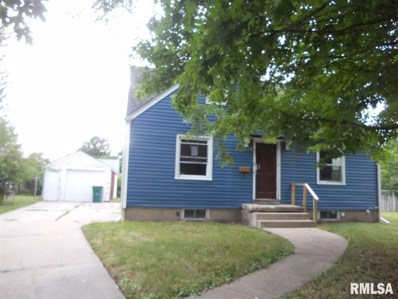 1794 Indiana Court, Galesburg, IL 61401 - #: 1211559