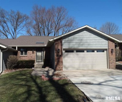 923 23RD Avenue, East Moline, IL 61244 - #: 1212256