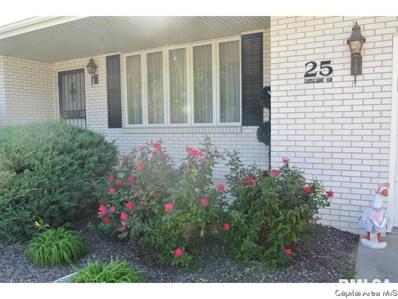 25 Briarwyck Drive, Jacksonville, IL 62650 - #: 1213120