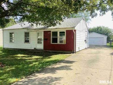 959 Olive Street, Galesburg, IL 61401 - #: 1213952