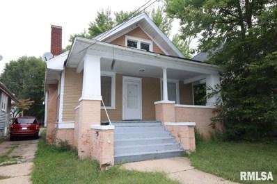 307 E Arcadia Avenue, Peoria, IL 61603 - #: 1214479