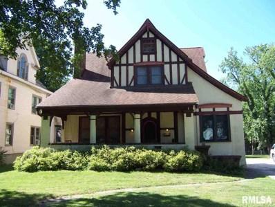 607 W College Avenue, Jacksonville, IL 62650 - #: 1214622