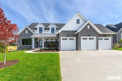 4867 Cottage Lane, Bettendorf, IA 52722 - #: 1214745